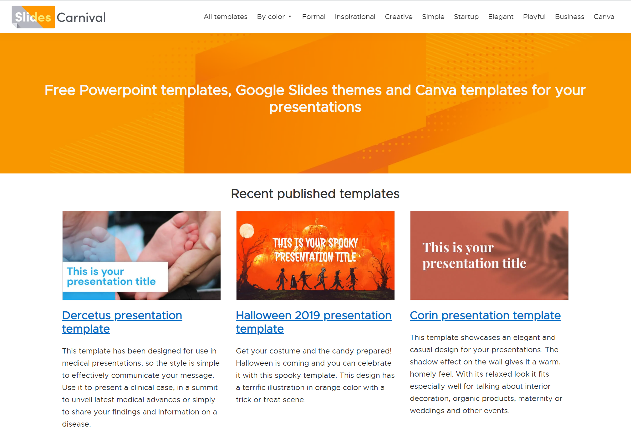Spice Up Your Google Slides With Templates From Slides